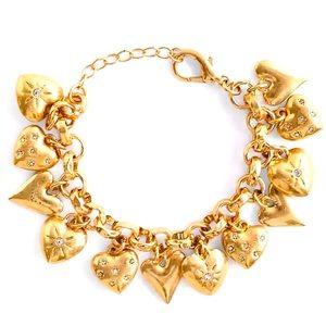 New Zara Charm Bracelet